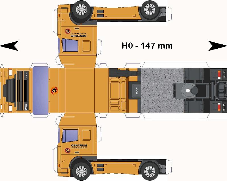 trucks paper