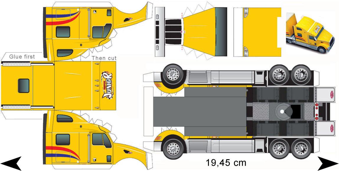 Traffic model paper